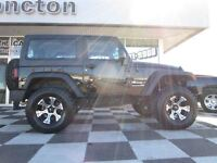 2015 Jeep Wrangler Sport 6-Speed A/C