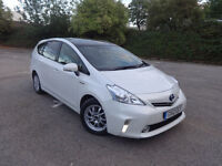 Toyota Prius+ T4 Auto Electric Hybrid 0% FINANCE AVAILABLE