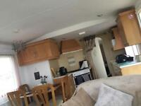 3 Bedroom Caravan for Hire Sandylands (Saltcoats) Ayrshire Scotland