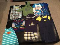 TONS of Baby Boy Clothes (3-6 Mths) for All Seasons