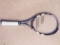 Babolat AeroPro Drive GT Tennis Racket. Grip 3. New Restring