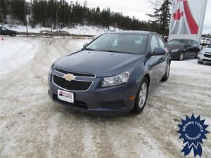 2014 Chevrolet Cruze 2LT Front Wheel Drive - 59,542 KMs, Seats 5