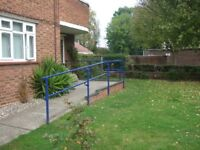 Hand Railings And Ramps