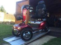 OFF / ON ROAD Huge all terrain heavy duty shoprider Córdoba mobility scooter 30st user 30 miles
