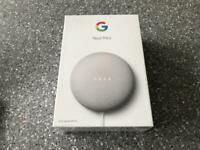Google Nest Mini in Chalk Colour Brand New