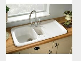 Brand new Wickes farmhouse 1.5 sink