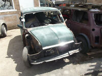CLASSIC MINI 1275 CC MAYFAIR BREAKING FOR SPARES MAY SELL AS A JOB LOT