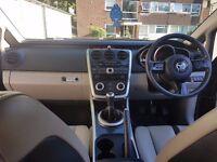 Mazda CX7 2,3 Petrol 256 bhp