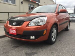 2009 Kia Rio5 EX-Sport / 78246 KMS / / LOADED