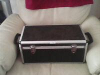 dj cd flight storage box