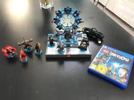 Lego dimension starter pack PS4
