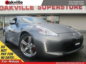 2013 Nissan 370Z SPORT | ACCIDENT FREE | LEATHER | NAVI | B/U CA