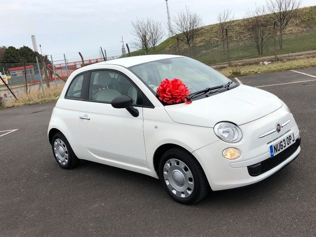 Fiat 500 Pop 12 Car Reviews 2018 Diagram Red Interior In White With 1 2