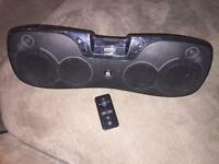 Logitech s715i rechargeable stereo portable