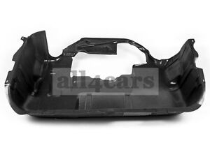 VW TRANSPORTER T4 1990 - 2003 BOTTOM ENGINE UNDERTRAY UNDER COVER SHIELD & CLIPS