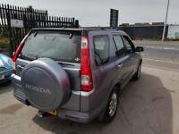 Honda CR-V CDTI Executive,5 door hatchback,full leather interior,Bull bars,Sat Nav,Alloys,Sunroof