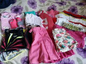 Girls clothes bundle 9-10yrs ( 140cm )