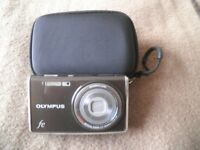 Olympus Camera with Case