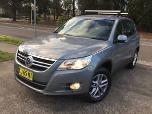 2009 Volkswagen Tiguan MY10 4x4 Auto Low Ks LONG REGO Logbooks A1 Sutherland Sutherland Area Preview