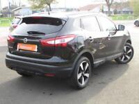 Nissan Qashqai N-TEC PLUS DIG-T (black) 2015-04-23