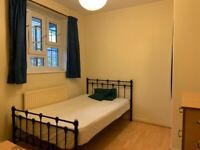 *QUEEN MARY UNI* Double Room / Stepney Green, Mile End / 2 Mins Walk to QMU / Available 25th May !!!