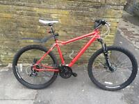 Muddyfox wrecker excellent mountain bike