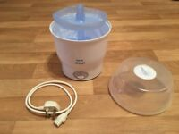 Phillips Avent IQ24 Steam Steriliser