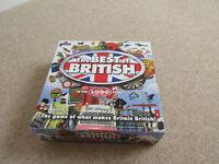 Best of British Board Game.
