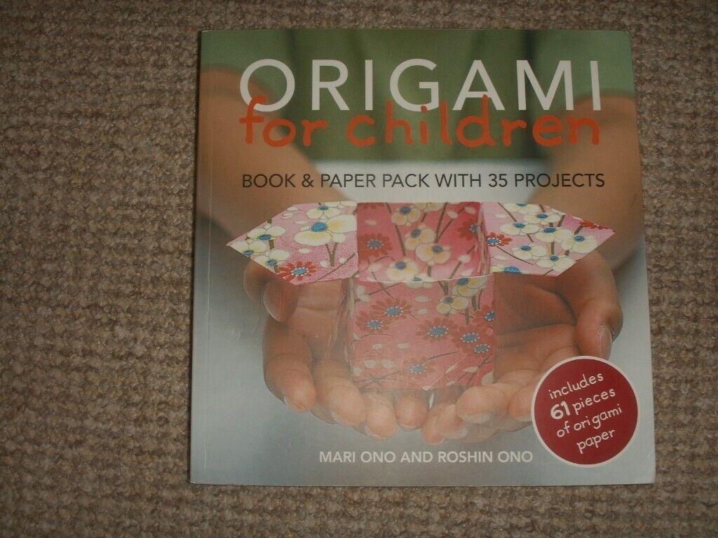 Fun Origami for Children: Pets! : Mari Ono : 9781782495802 | 768x1024