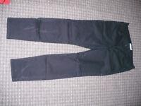 L.O.G.G black ladies jeans size M/ EU 38/ US 8. Excellent condition.
