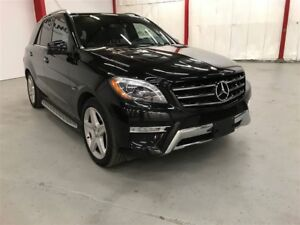 2012 Mercedes-Benz M-Class ML 550 4MATIC,111 955KM SEULEMENT