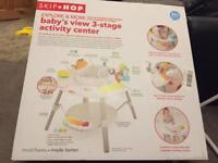 Brand NEW baby activity centre