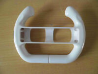 Racing Steering Wheel Handle for Nintendo Wii