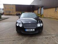 Bentley Continental GT MULLINER (black) 2008