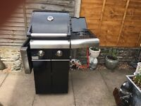 JAMIE OLIVER GAS BARBEQUE-TOP OF THE RANGE