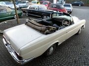 Mercedes-Benz 220SEb W111 RHD OriginalcabrioforRestauration