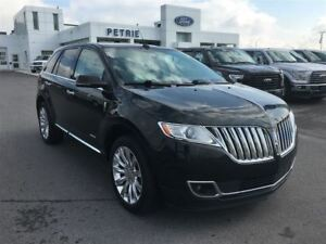 2014 Lincoln MKX - NAV, PANORAMIC ROOF, REMOTE START