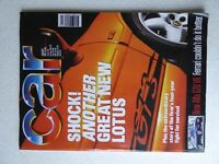 Vintage edition of CAR Magazine from January 1997.
