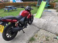 Keeway rkv 125cc