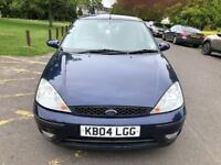 2004 Ford Focus 1.6 i 16v Zetec 5dr AUTOMATIC Fully HPI Clear Service History @07541423568@