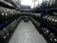 OPN 7 DAYS ** SPECIALIST IN MATCHING PAIRS & SETS QUALITY BRANDED P/WORN TYRES ** TXT SIZE TO 074.