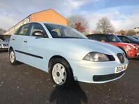 2004 SEAT IBIZA 1.2 ** ONLY 93000 MILES + 12 MONTHS MOT + FULL SERVICE HISTORY**