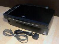 Epson Stylus SX218 All-in-one Printer Scanner Photocopier