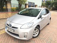 Toyota Prius T4 2011 (61reg) Hybrid, Automatic, MOT & PCO is Ready Good Condition.
