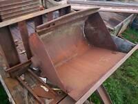 David brown tractor front loader bucket