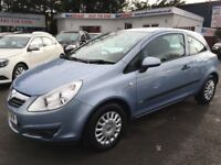 Vauxhall Corsa 1.0 i 12v Life 3dr - ONE OWNER. LOW MILEAGE