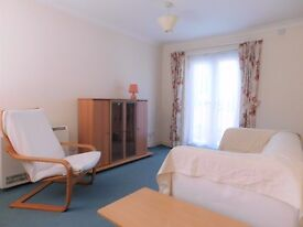 Lovely well presented 2 bedroom flat with allocated parking