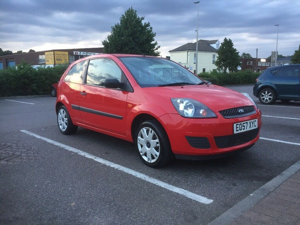 Ford Fiesta 1.25 style low mileage 59k