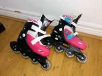 Monster High Roller blades boots