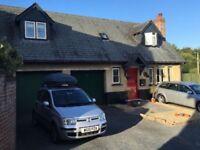 Two bedroom house to rent in Bradninch, Devon